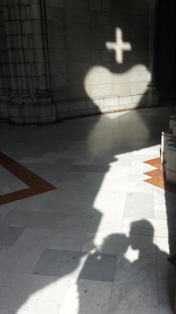 Basilica del voto national, Quito