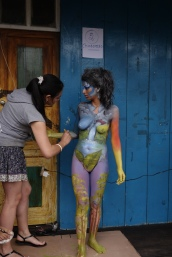 Bodypaint contest