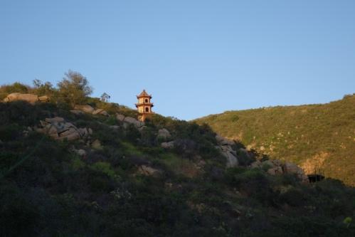 Deer Park monastery, Encinitas, California, USA