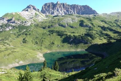 Formarinsee, Vorarlberg, Austria