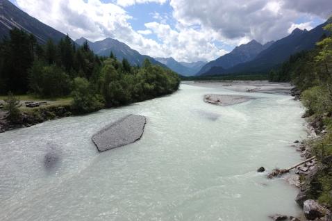 Weissenbach am Lech, Austria