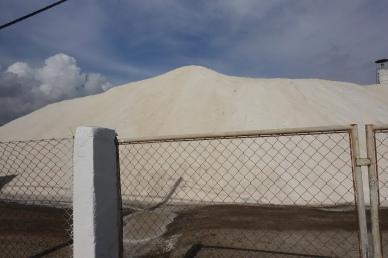previously salt mining was big business around Tavira