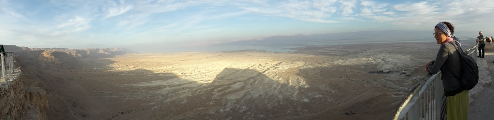 Masada, near Dead Sea, Israel