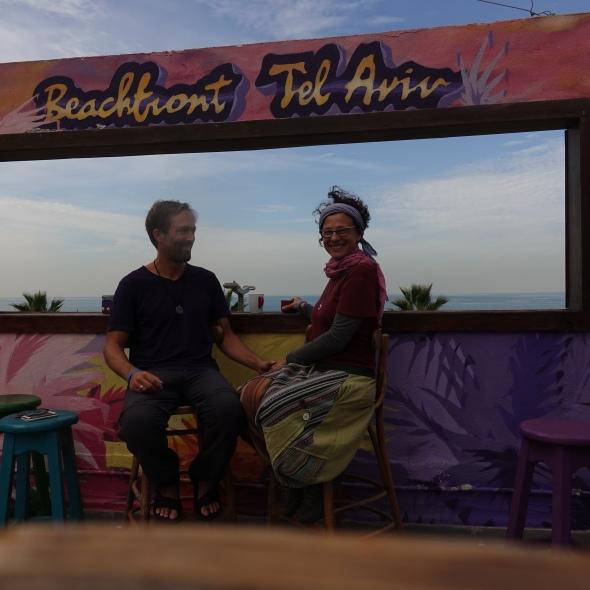 Beachfront Hostel, Tel Aviv, Israel