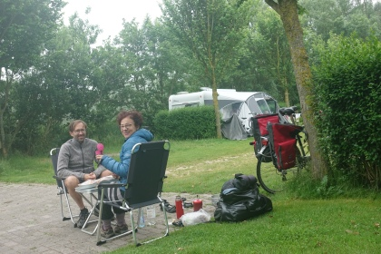 Roompot camping Dishoek, Nederland