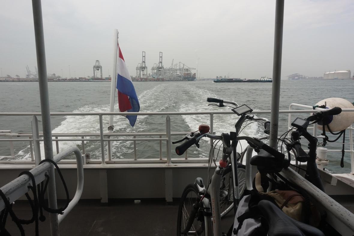 Rotterdamse haven, Nederland