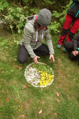 Landart Workshop, Germany