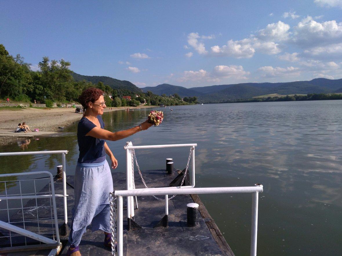 The Donau, Zebegeny, Hungary