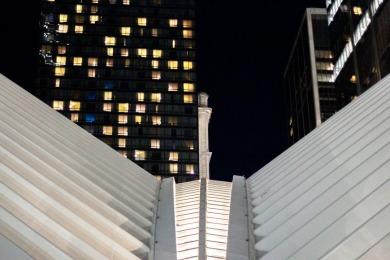 9/11 Monument, NYC, USA